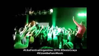 Denis Graça - Amor a primeira vista (EN VIVO - ARGENTINA)