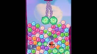 Angry Birds Dream Blast Level 348 - NO BOOSTERS 😠🐦💤🎈 | SKILLGAMING ✔️