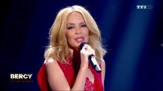 Kylie Minogue And  Matt Pokora - Only You ( Live at Bercy )