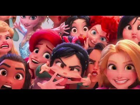 Ralph Rompe Internet - Trailer 3 español (HD)