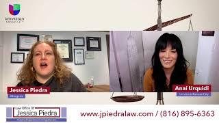 La Abogada Jessica Piedra nos comparte temas legales
