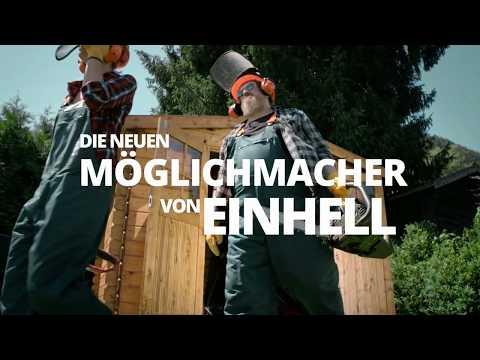 Die MöglichMacher von Einhell Teaser 20 Sek.