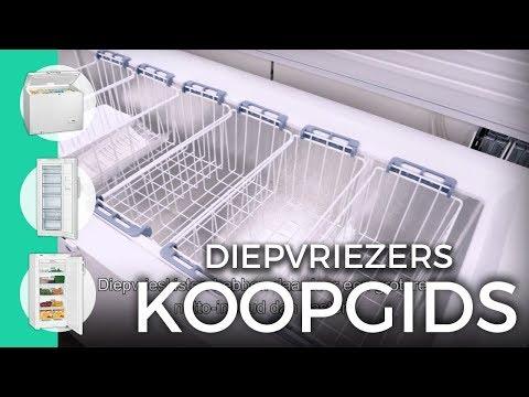 Koopgids Diepvriezers » BesteProduct