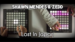 Shawn Mendes & Zedd - Lost In Japan // Launchpad Cover/Short