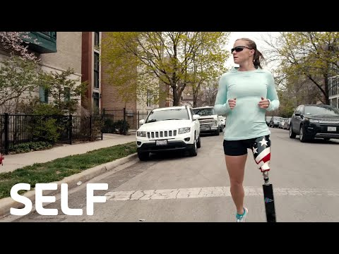 Why Veteran Melissa Stockwell Competes in the Paralympics   SELF