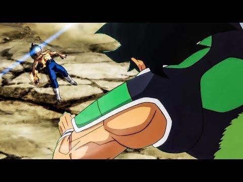 BROLY Awakens Vegeta True Power (Vegeta's HEAT)