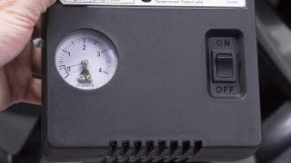 Mazda MX-5 RF – Kit per riparazione di emergenza pneumatico