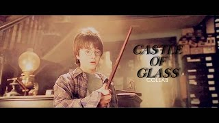 Collab Harry Potter | Castle of glass