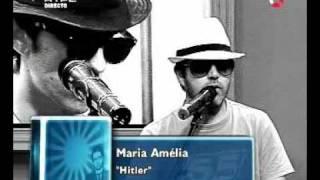"""Maria Amélia - """"Hitler"""" / Nilton / 5 Para a Meia Noite"""