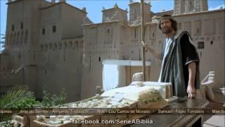 """CHAMADA 4º CAPITULO DA SÉRIE """"A BIBLIA"""" - 06-11-2013 (FULL HD TV)"""