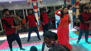 Swing Zara Song Dance In Gandiganumula