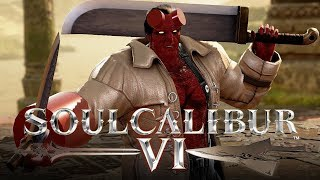 "SOUL CALIBUR 6: How To Create ""HELLBOY"" Custom Character! (Character Creation Tutorial)"