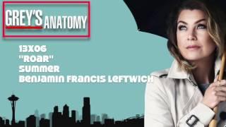 "Grey's Anatomy Soundtrack - ""Summer"" by Benjamin Francis Leftwich (13x06)"