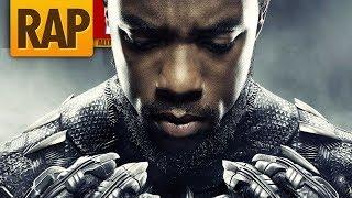 Rap do Pantera Negra (Capitão América - Guerra Civil) T'challa | Rap Tributo