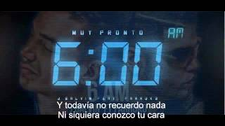 J Balvin ft, farruko 6 am letra