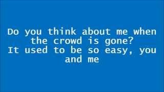 Avicii feat Nicky Romero - I could be the one (Lyrics)