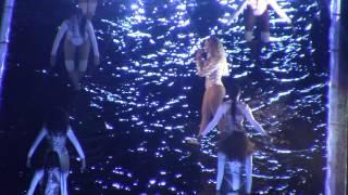 Beyoncé Freedom live in Milan, Stadio San Siro