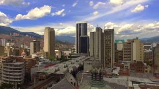 Drone Medellin Colombia