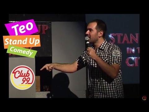 Teo - Cine mai voteaza | stand-up