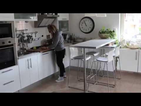 Home tour: Elisabetta's modern apartment in Rome