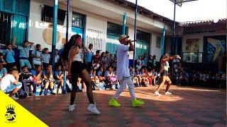 Mackenzie La Fuerza - Colegio Maria Reina Cartagena | En Vivo