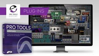 Avid Pro Tools 2018.4 - The Complete Plug-ins Bundle. Our Favourites Plug-ins