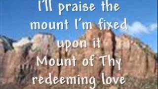 Come Thou Fount by David Crowder Band