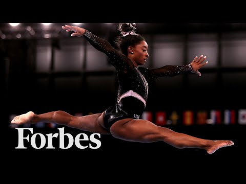 Simone Biles On Why Athletes Should Speak Out On The Issues They Care About   Forbes photo