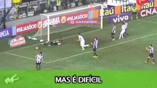 """98 Futebol Clube - Paródia - """"Perdemos em Santos"""""""