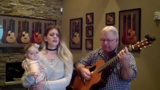You Are So Beautiful - Joe Cocker Cover - Anna McPherson & Craig Chapman