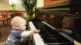 Happy birthday to you, Baby video. Happy birthday piano music. Just for fun.