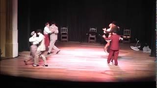 Velada de Tango En el Cine Teatro Colon de Las Varillas 2