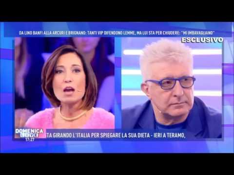 """Chiara Manzi a """"DOMENICA LIVE"""" su Canale 5 , ospite di Barbara D'Urso"""