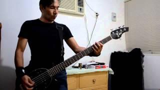 Interpol bass cover the heinrich maneuver