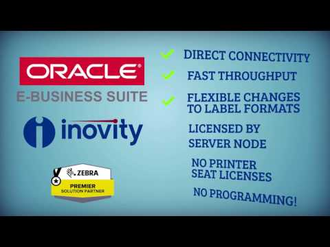 Oracle Mobile Transaction Processing from Inovity