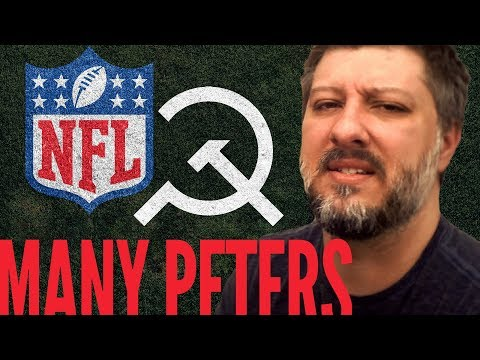 Is The NFL... SJW?! | Many Peters¹⁸