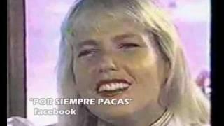 Paquitas descripcion Xuxa 1990