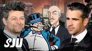The Batman Finds Unique Versions of The Penguin & Alfred | SJU
