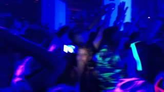 Attacco Richie Hawtin Space Ibiza 09/08/12