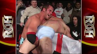 ROH: Roderick Strong vs PAC (Neville)
