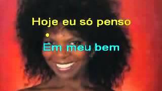 Adeus Solidão   Carmen Silva   karaoke