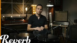 How to Play an Afro-Cuban beat in 6/8 on Congas   Reverb Drum Lesson