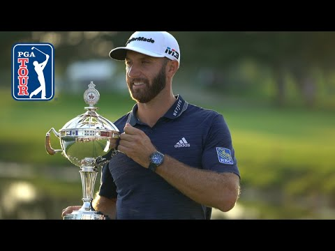 Dustin Johnson?s highlights Rounds 1-4 | RBC Canadian Open 2018