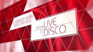 Calendario Gennaio 2016 | Venerdì sera | From: Live To: Disco