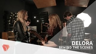 DELORA - Behind The Scenes | TEAfilms Live Sessions Vol.4