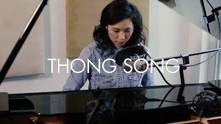 Thong Song - Sisqo - Jen Kwok *69 Cover