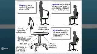 Ergonomia en tu Trabajo