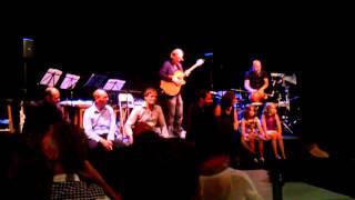 Marlies Claasen presents the Budapest Saxophone quartet,  'Tavaszi szél vizet áraszt'