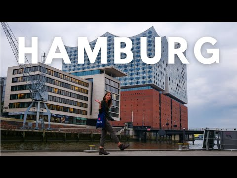 HAMBURG TRAVEL GUIDE | 10 Things to do Hamburg, Germany on a 24 Hour Visit! 🇩🇪