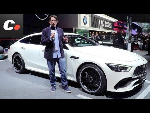 Mercedes-AMG GT Coupé 4 puertas | Salón de Ginebra 2018 | Geneva Motor Show en español | coches.net